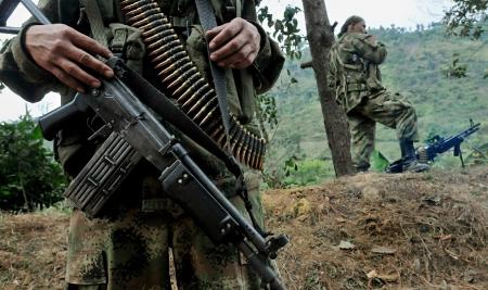 Los fierros de las FARC