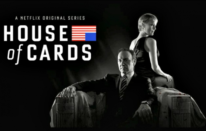Serie House of Cards no va más en Netflix