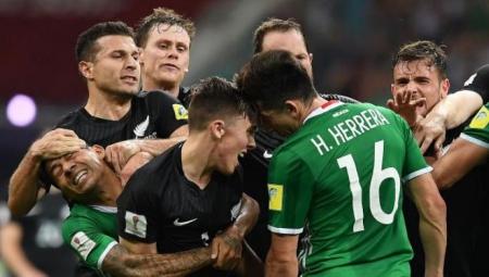 Copa Confederaciones: México sufrió para ganar su primer partido