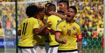 Con empate terminó el amistoso de Colombia  frente a España