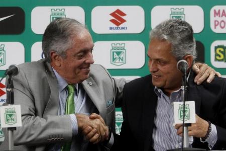 Atlético Nacional confirmó ayer la salida de Reinaldo Rueda y la llegada de su nuevo técnico