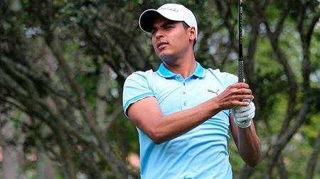 Golf: St Jude Classic en Memphis, un colombiano lidera el torneo jugada la primera ronda