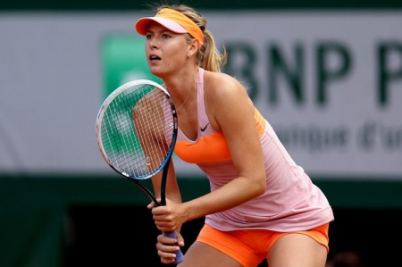 Maria Sharapova recibió invitación para el torneo de Stanford